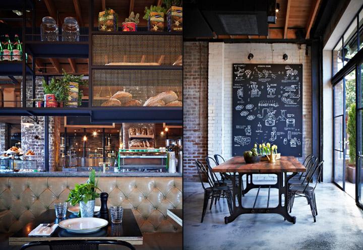 The Grounds Of Alexandria Cafe By Caroline Choker Sydney