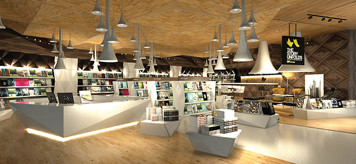 Gallery Space Design » The Story Un...