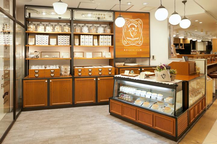 东京牛奶乳酪工厂店由specialnormal,东京