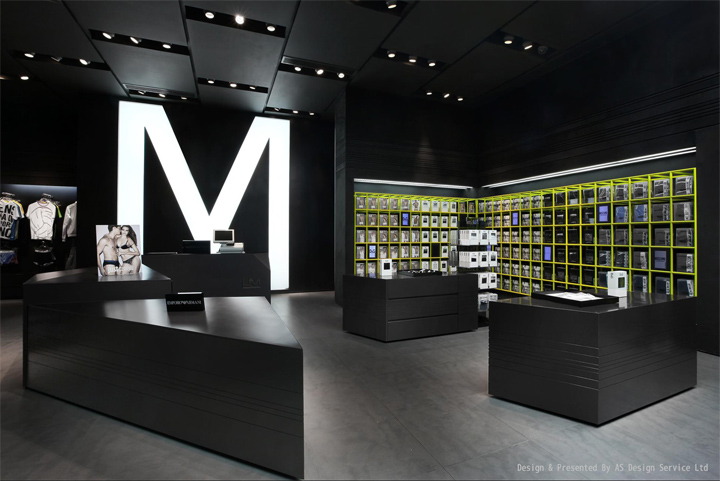187 Um Men S Underwear Store By As Design Shenzhen