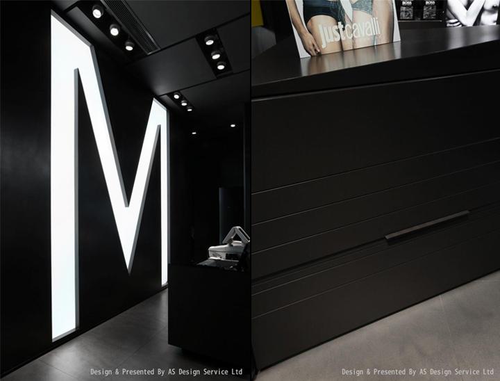 [转载]um男士内衣专卖店的设计,深圳