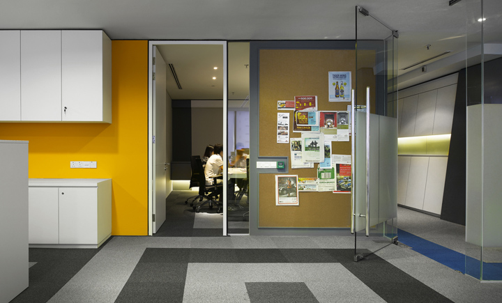 Y r collaborative office by m moser associates kuala for Office design kuala lumpur