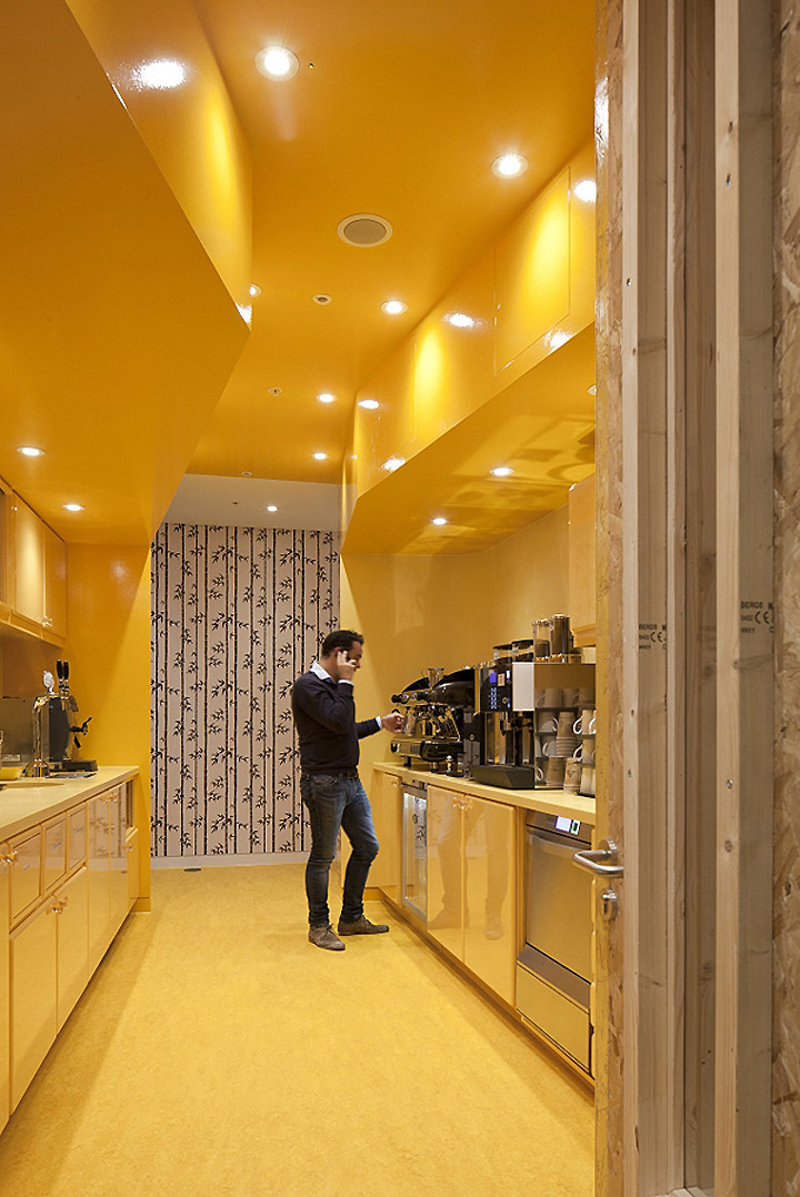 Youtube offices by penson group london retail design blog for Office design london