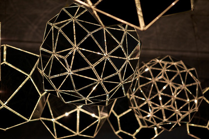 The ... & Your Sound Galaxy light installation by Olafur Eliasson » Retail ... azcodes.com