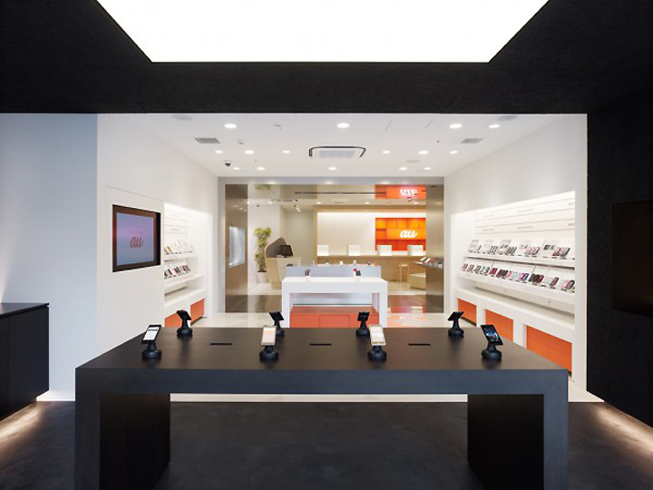 interior space » Retail Design Blog