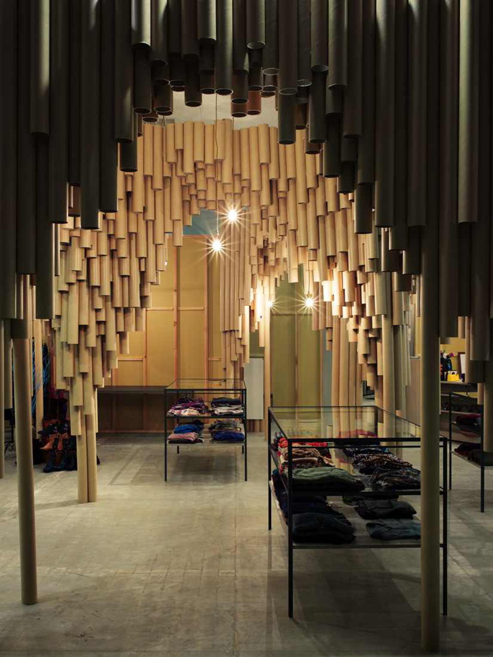 187 Karis Boutique By Suppose Design Office Hiroshima