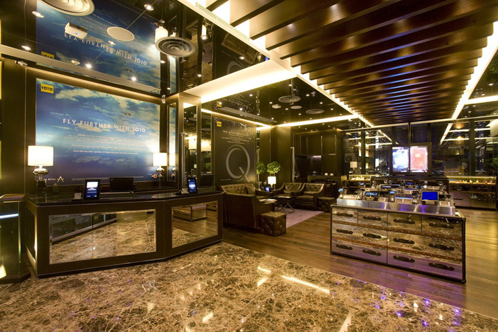 1010 Tsim Sha Tsui Flagship Store By Clifton Leung Design