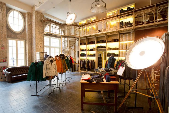 14 oz store berlin retail design blog. Black Bedroom Furniture Sets. Home Design Ideas