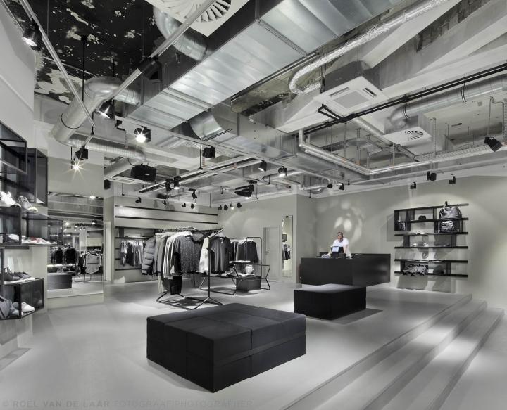 Adidas pop up store by Alu Benelux Dusseldorf 01 Adidas pop up store by Alu Benelux, Düsseldorf