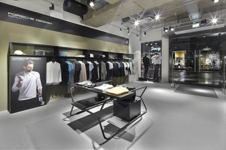 adidas pop up store by alu benelux d sseldorf retail. Black Bedroom Furniture Sets. Home Design Ideas
