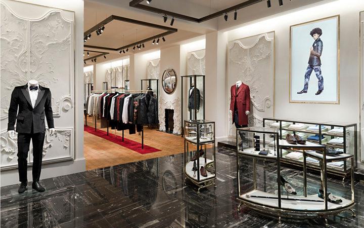 187 Alexander Mcqueen Flagsip Store By David Collins Studio