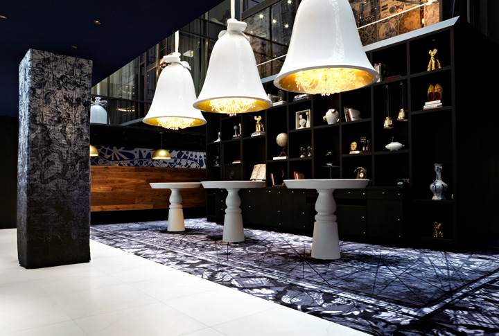Andaz prinsengracht hotel by marcel wanders amsterdam for Designhotel holland