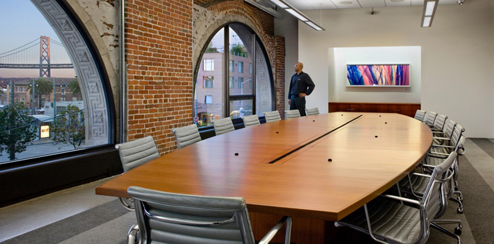 187 Autodesk Offices By Hok San Francisco