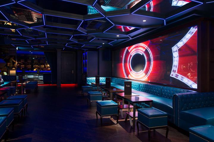 BOUJIS club by Blacksheep Hong Kong Retail Design Blog