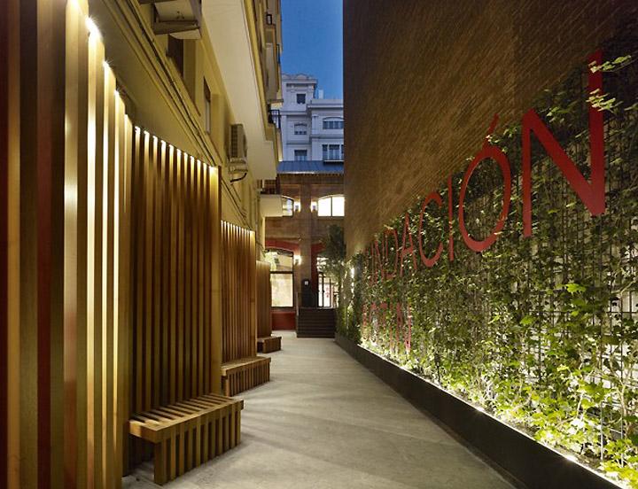 Bot n foundation office by mvn arquitectos madrid retail design blog - Arquitectos madrid ...