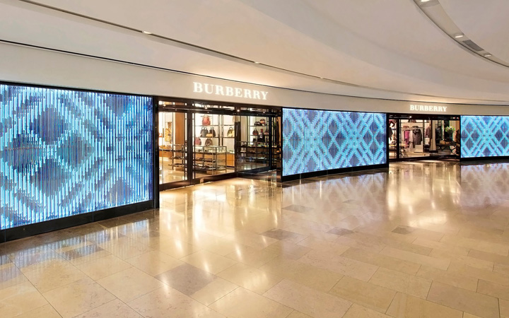 187 Burberry Flagship Store At Pacific Place Hong Kong