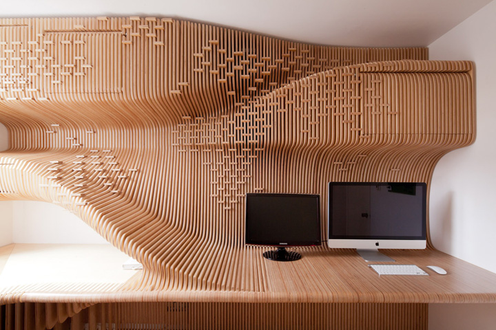 Chelsea Workspace by Synthesis Design + Architecture » Retail Design