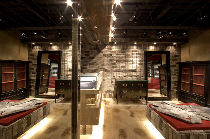 Delay boutique by design office dress osaka retail for Best boutique hotels osaka