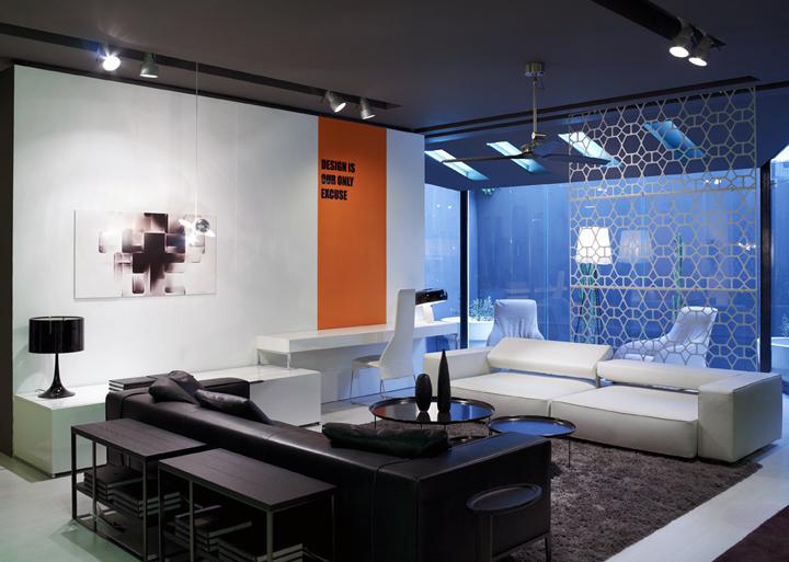 Deloudis b b italia store in athens by studio omerta retail design blog - B b italia design ...