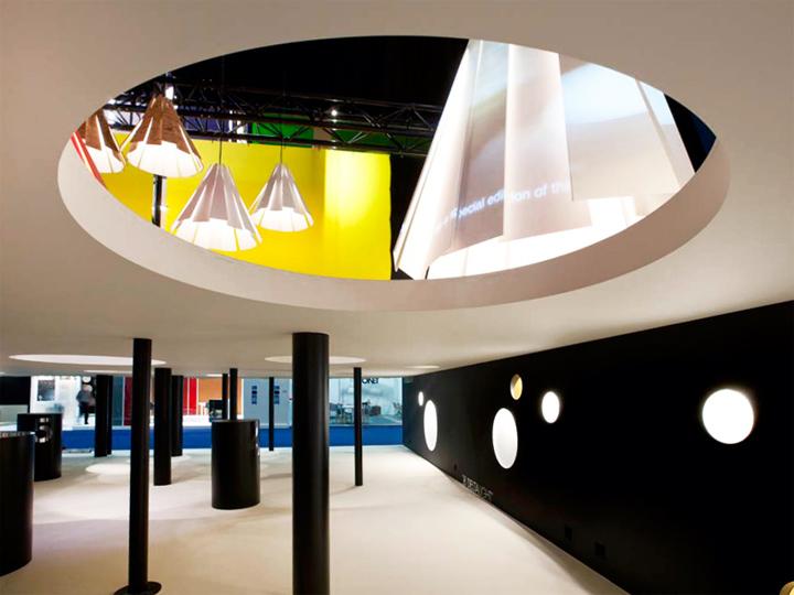 187 Delta Light Booth At Interieur 2012 Kortrijk Belgium