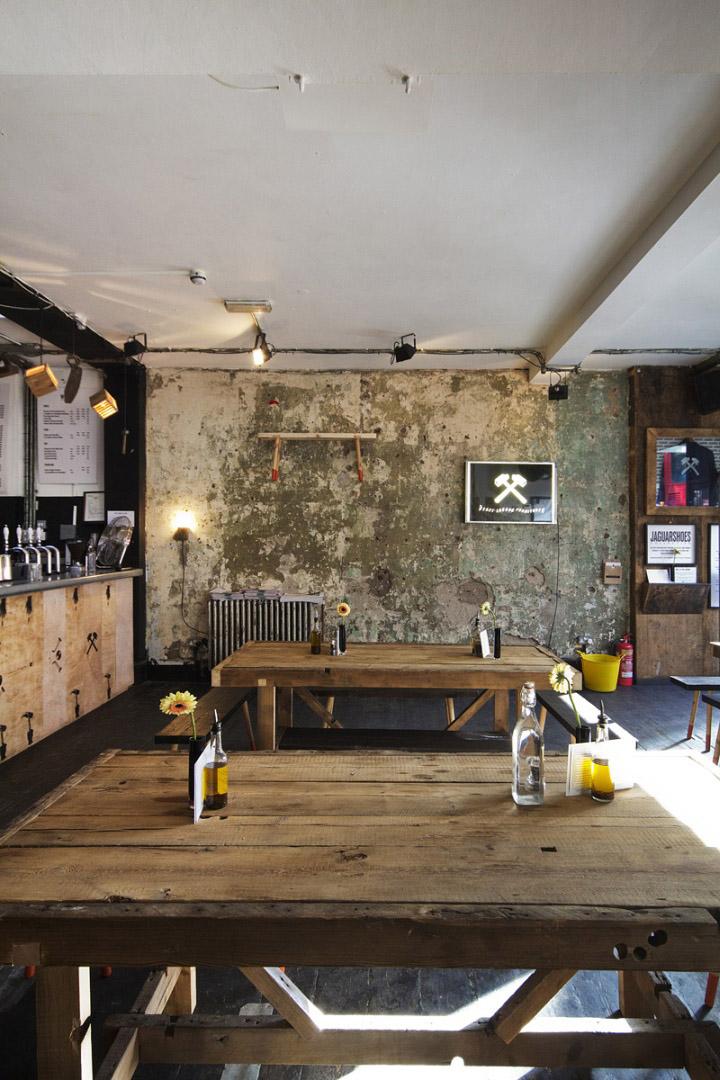 Low Tech Design East London Furniture Exhibit At Dream