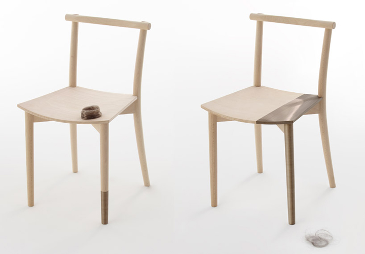 Fishline Chair By Nendo Retail Design Blog