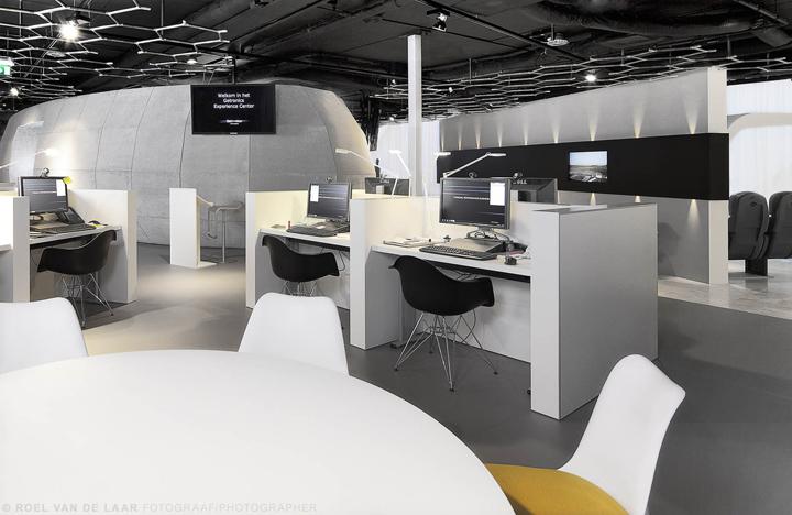 Getronics experience centre by vandaag morgen zoetermeer for Home design zoetermeer