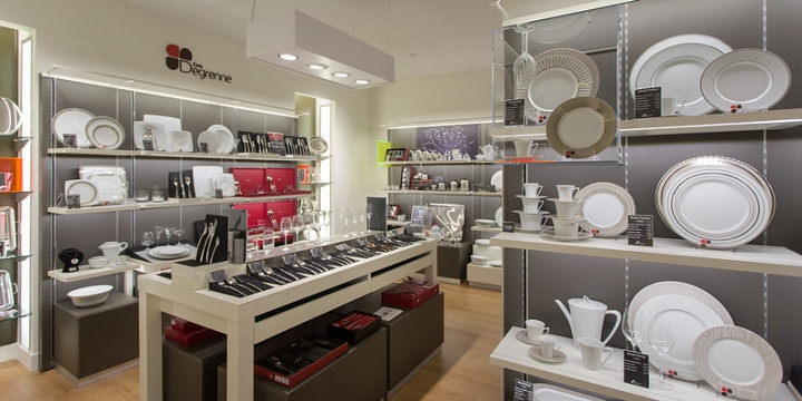 Guy Degrenne store by Brio Toulouse 03 Guy Degrenne store by Brio, Toulouse