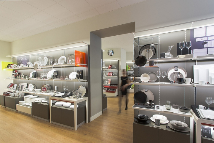 Guy Degrenne store by Brio Toulouse 04 Guy Degrenne store by Brio, Toulouse