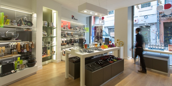 Guy Degrenne store by Brio Toulouse 06 Guy Degrenne store by Brio, Toulouse
