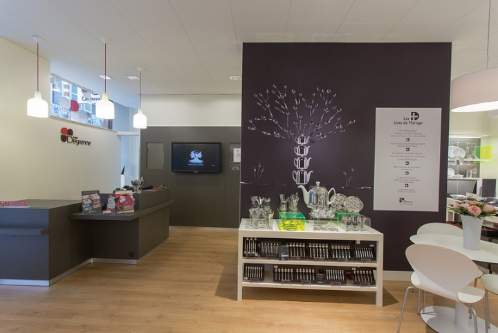 Guy Degrenne store by Brio Toulouse 07 Guy Degrenne store by Brio, Toulouse