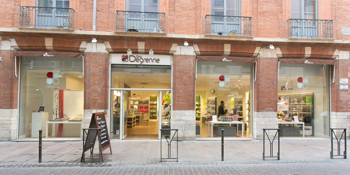 Guy Degrenne store by Brio Toulouse 29 Guy Degrenne store by Brio, Toulouse