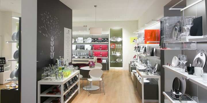 Guy Degrenne store by Brio Toulouse Guy Degrenne store by Brio, Toulouse