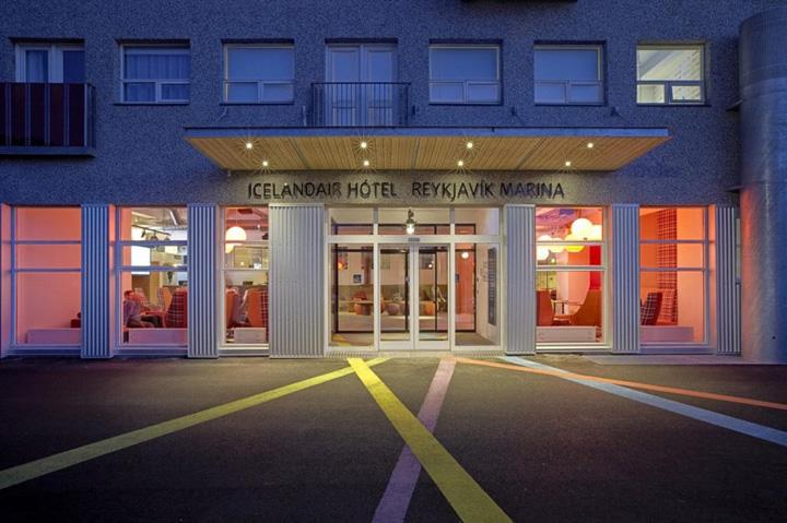 Hotel reykjavik marina by thg architects reykjavik for Design hotel reykjavik