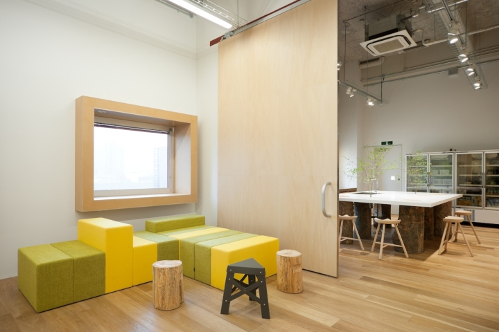 Hue Plus Photo Studio By Schemata Architects Tokyo