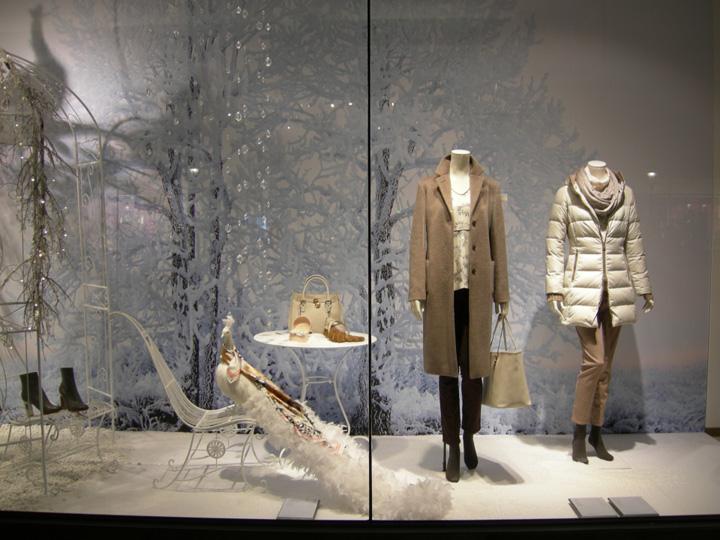 Kaiser Fashion House Windows Freiburg Germany 187 Retail