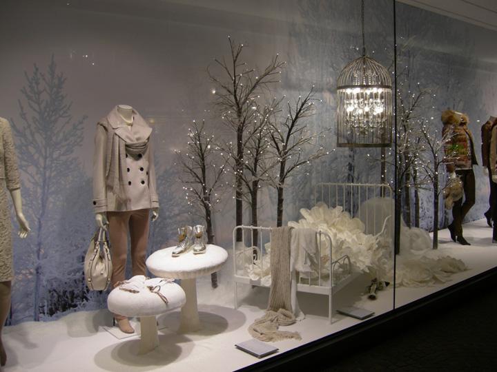 Kaiser Fashion House Windows Freiburg Germany Retail