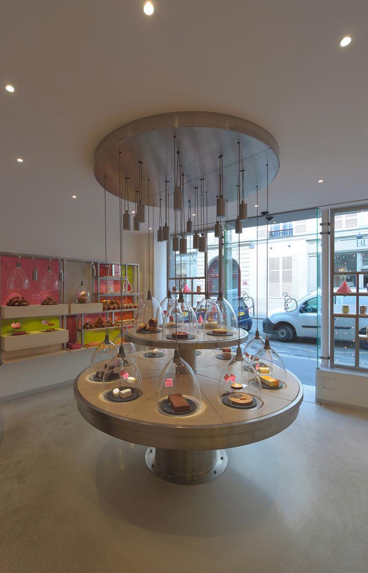 Chocolatier la p tisserie des r ves paris retail design blog - Journal de la patisserie ...