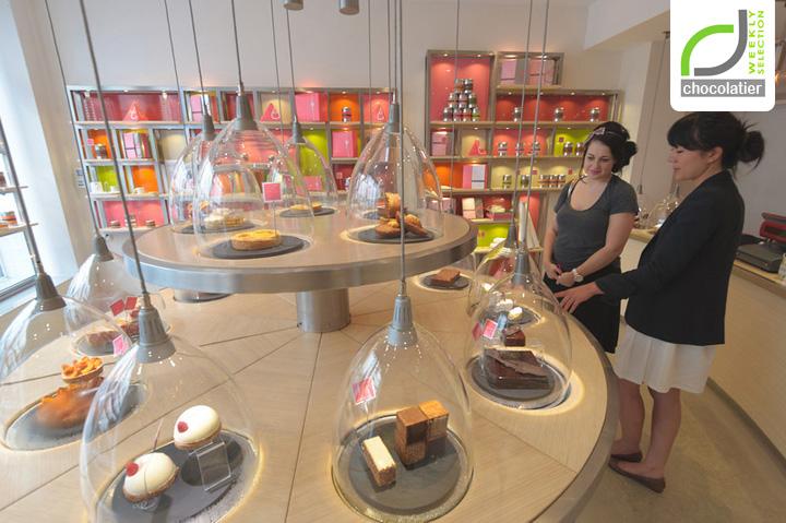 Chocolatier la p tisserie des r ves paris retail - La patisserie des reves salon de the ...