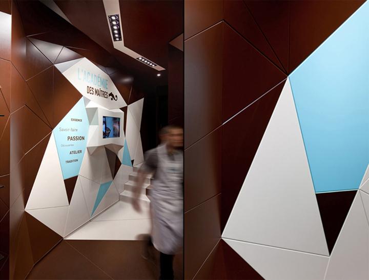 Maison des Maitres Chocolatiers Belges Minale Design Stra