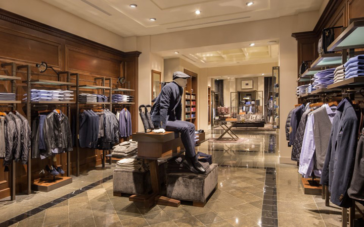 187 Massimo Dutti Store At Fifth Avenue New York