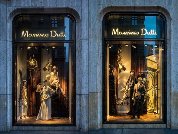 187 Massimo Dutti Store At Fifth Avenue New York