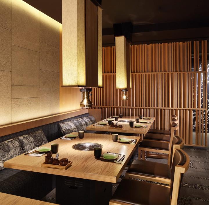 Matsumoto restaurant by golucci international design for International decor blogspot