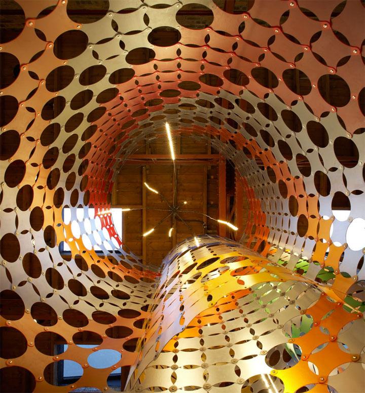 Nandos restaurante por restaurante BuckleyGrayYeoman Dundee 07 Nando por BuckleyGrayYeoman, Dundee Reino Unido