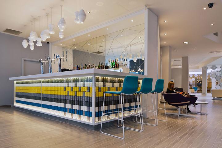 Novotel restaurant by Blacksheep Manchester Retail Design Blog
