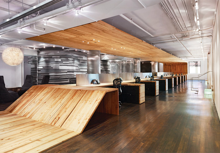 Red Bull Offices By Johnson Chou Toronto Retail Design Blog