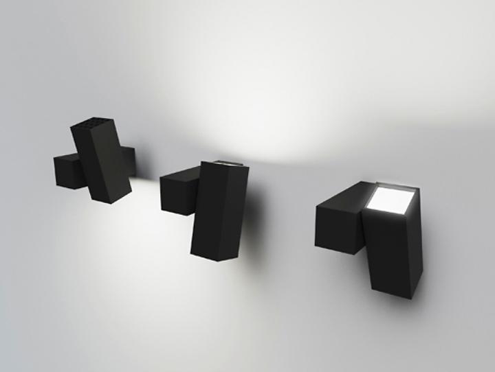 Skyline lighting by lieven musschoot mathias hennebel for Spotlight design