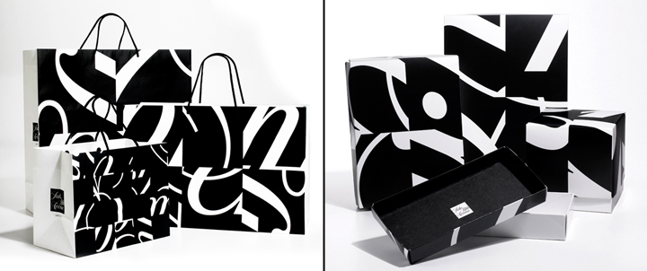 9d7ee0bb6eaf Saks Fifth Avenue identity and packaging by Pentagram   OCD