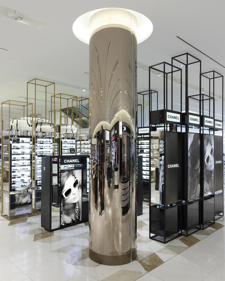 Lights Shop In Qatar: » Selfridges Beauty Hall By HMKM, Manchester