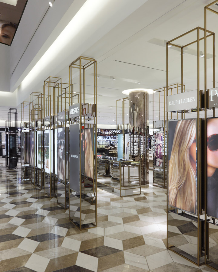 Selfridges Beauty Hall By Hmkm Manchester 187 Retail Design